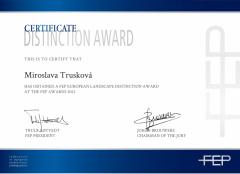 fep-distinction-award
